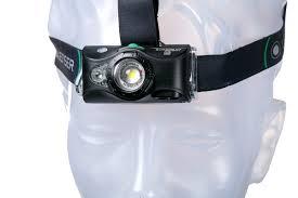 Led Lenser Mh8 Oplaadbare Hoofdlamp Zwart