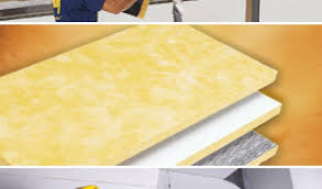 insulation boards are man made cut to fit pieces of board made from fiberglass or foam plastics as far as do it yourself home installation goes