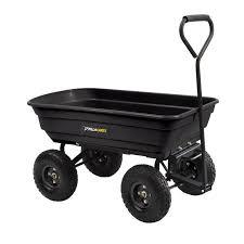 small rubbermaid garden cart