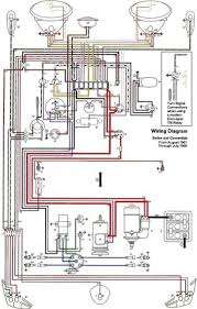 vw beetle, wiring diagram, th 1962 s d th 1965 go2alam 62 vw bug wiring diagram wiring diagram vw kodok