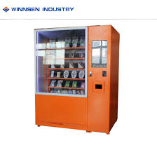 Protein Vending Machine Cool China Different Sized Protein Vending Machine With WiFi Hotspot