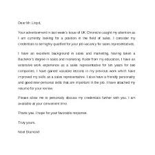 Sample Of Cover Letter For Sales Associate Sales Associate Cover