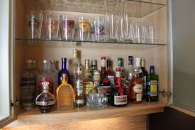 Simple Wall Cabinet Wall Mounted Liquor Cabinet Ideas Home Design And Decor