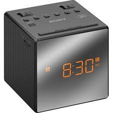 office radios. Sony - AM/FM Dual-Alarm Clock Radio Black Office Radios