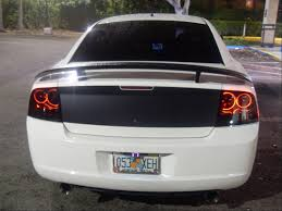 Dodge Charger Back Lights Need Help Buying Tail Light Led Bulbs