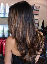 Hair Color Ideas For Long Black Hair