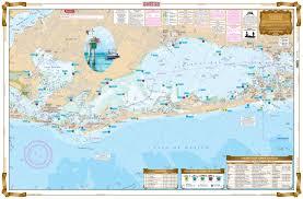 Sarasota Bay Nautical Chart Sarasota Bay Inshore Fishing Chart 21f