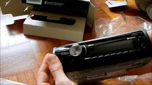 unboxing sony cdx gt40u carstereo full hd unboxing sony cdx gt40u carstereo full hd