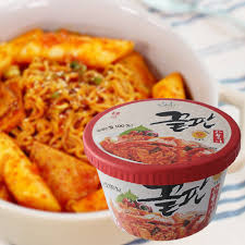 The Greatest Tteokbokki Korean Rice Cake Instant Cup Tradekorea