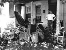 South Platte River Flood 1965 - The Archive   Englewood colorado, Platte,  Flood