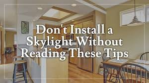 how much to install skylight56