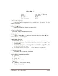 resume lesson plan. Resume Lesson Plan 16286 Idiomax