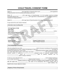 Travel Authorization Form Example | Nfcnbarroom.com