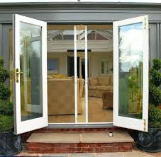 patio french doors with screens. Brilliant With Sliding Screen Door Kit For French Doors Best Screens Ideas On  Great Patio With L
