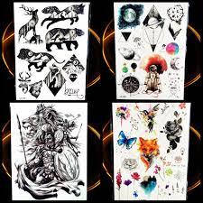 5313 руб 10 скидкагреческий миф герой спартанцев временная татуировка стикеры для