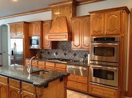 Kitchen Microwave Cabinet Microwave In Kitchen Cabinet Buslineus