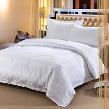luxury comfortable white jacquard hotel bedding hotel brand quality sheets bed linen