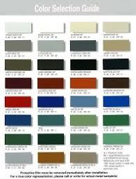 Aluminum Trim Coil Color Chart Aluminum Trim Coil Color Chart Multiple Colors To Chose