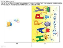Birthday Cards Templates Word Print Birthday Card Template Birthday Cards Printable Luxury Free