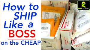 Usps Ebay Shipping Rates 2019 Chart How To Ship On Ebay For Beginners Shipping On Ebay On A Budget Ebay Shipping On The Cheap
