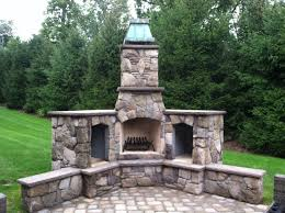 royale style chimney crown in aged copper from chimneyking com outdoor fireplace made from