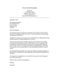 Effective Cover Letter Pdf Adriangatton Com