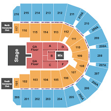 Luke Combs Seating Chart Luke Combs Seating Chart Interactive Seating Chart Seat