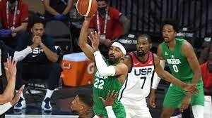 USA Basketball Nigeria shocks US men ...
