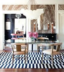 black and white area rug striped chevron ikea