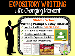 expository writing lesson prompt digital resource life expository writing lesson prompt digital resource life changing moment middle school by morgenstern93 teaching resources tes
