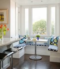 kitchen window seat with table. Contemporary Table Kitchen Corner Window Seat Throughout Window Seat With Table D