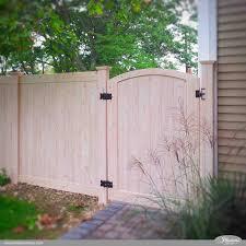 white fence ideas. Fencing Ideas In Design Decorating Rhbackyardlandscapingfenceinfo White Fence Pictures U Fences Designrhthenerdinsuranceus Backyard Vinyl