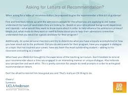 How To Ask For A Letter Of Re Mendation Through Email 10 Steps