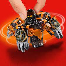 Con Quay Lốc Xoáy Đất - Lego Ninjago - 70662 (117 Chi Tiết) - Tặng Kèm Đồ  Chơi Lắp Ráp Rồng Lửa Mini - Trị Giá 99k