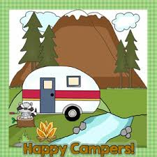 Free Applique Patterns, Free Sewing Patterns - Over 300 Applique ... & Happy Campers Pattern Adamdwight.com