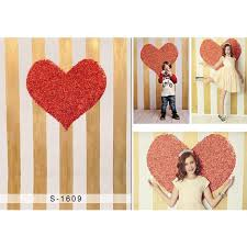 kids valentines day background. Plain Kids Romantic Red Love Heart Backdrop Photography White Gold Striped Wall Children  Kids Valentineu0027s Day Backgrounds For With Valentines Background L