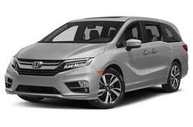 2018 Honda Odyssey Trim Levels Configurations Cars Com