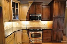 Restain Oak Kitchen Cabinets