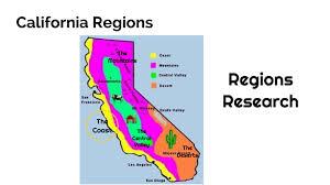California Regions California Regions By Julia Wheatley On Prezi Next
