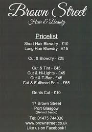 Brown Street Hair & Beauty