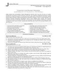 Sample Production Manager Resume Dew Drops