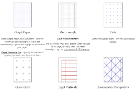 Make Your Own Graph Paper Whisker Graphics Whisker Graphics