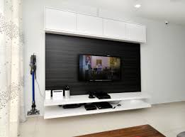 Tv Console Cabinet White Laminate Wood Livingroom Design Living Room Console Cabinets