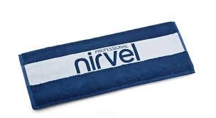 <b>Nirvel</b> Полотенце махровое синее, 50х90 см - купить по цене 689 ...
