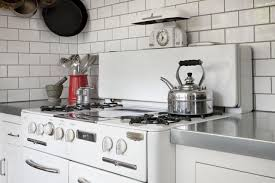 view full size vintage style kitchen with white cabinetry