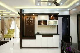Crockery Unit Design Ideas Atul Pratikshas Apartment In Sumadhura Silver Ripples