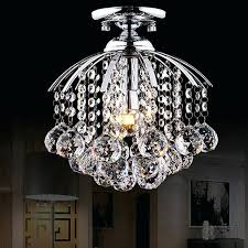small crystal chandelier led small crystal chandelier round bar counter aisle lights off the corridor entrance