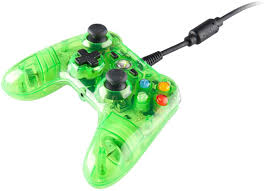 Xbox 360 4 Green Lights Amazon Com Mini Pro Ex Wired Controller For Xbox 360