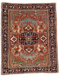 karaja rug circa 1900