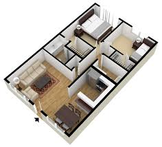 studio apartment furniture layout. Studio 1 2 Bedroom Floor Plans City Plaza Apartments Apartment Furniture Layout 2162699 3 45 4 3ds